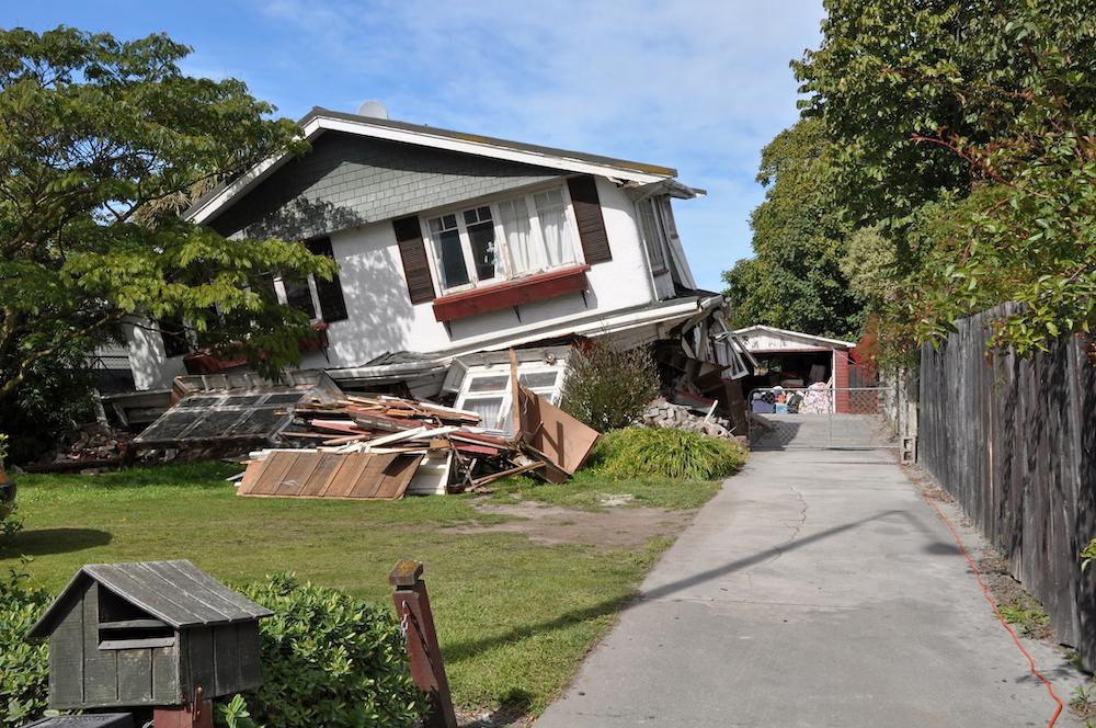 earthquake insurance Bridgeton MO